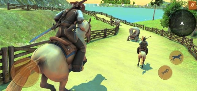 骑马模拟器2020 ios版 V1.0